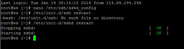 Tips amankan Port SSH di server Ubuntu, Centos, Debian